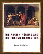 Ancien Regime and the French Revolution   2002 edition cover