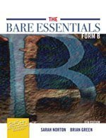 BARE ESSENTIALS-FORM B>CANADIA 6th 2007 edition cover