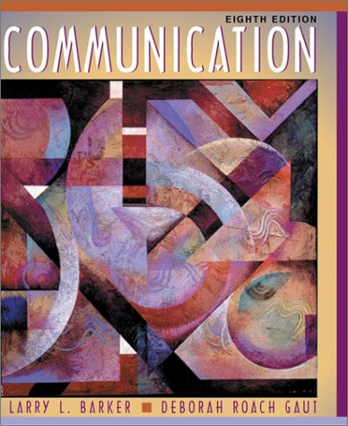 Communication  8th 2002 (Revised) edition cover