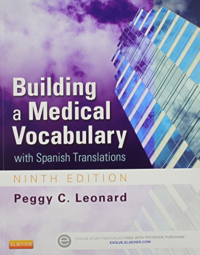 Medical Terminology Online for Building a Medical Vocabulary (Access Code and Textbook Package)  9th edition cover