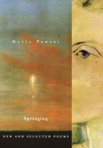 Springing New and Selected Poems  2002 9780375709876 Front Cover