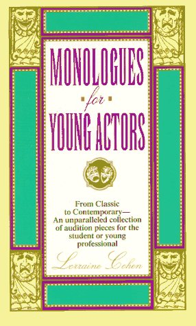 Monologues for Young Actors  N/A edition cover