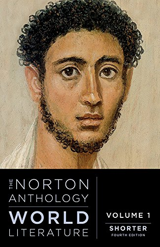 The Norton Anthology of World Literature:   2018 9780393602876 Front Cover