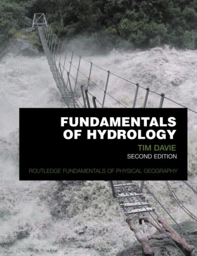 Fundamentals of Hydrology  2nd 2008 (Revised) edition cover