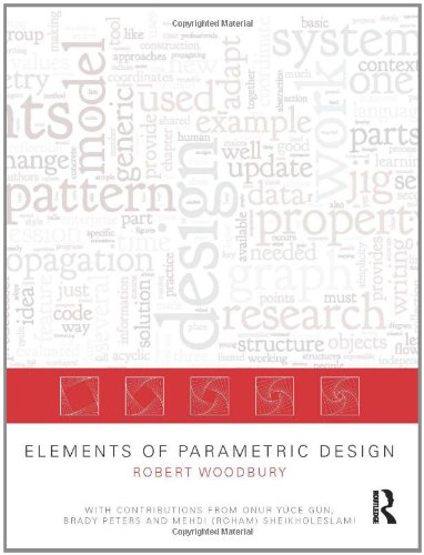 Elements of Parametric Design   2010 edition cover
