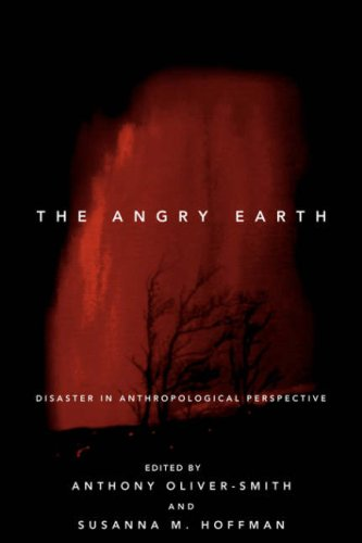 Angry Earth Disaster in Anthropological Perspective  2000 edition cover