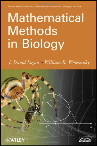Mathematical Methods in Biology   2009 edition cover