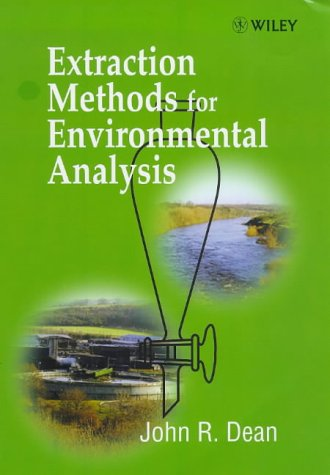 Extraction Methods for Environmental Analysis   1998 9780471982876 Front Cover