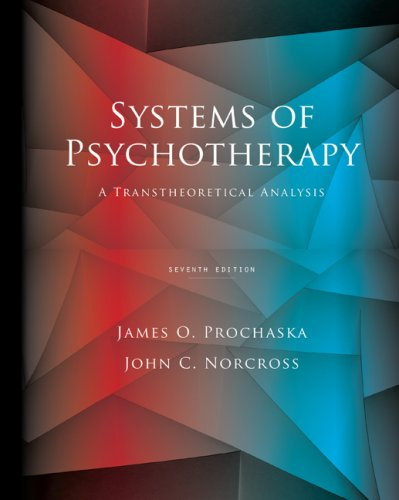 Systems of Psychotherapy A Transtheoretical Analysis 7th 2010 edition cover