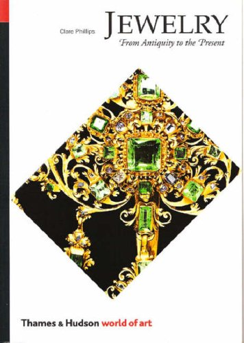 Jewelry From Antiquity to the Present  1996 edition cover
