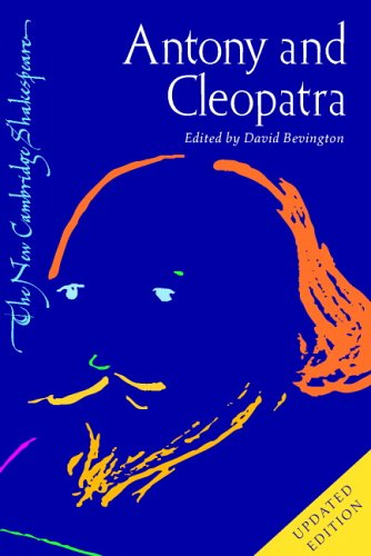 Antony and Cleopatra  2nd 2005 (Revised) edition cover