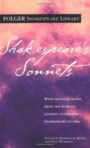 Shakespeare's Sonnets   2004 edition cover