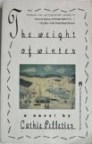 Weight of Winter  Reprint 9780671793876 Front Cover