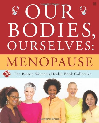Our Bodies, Ourselves: Menopause   2006 edition cover