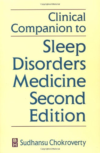 Clinical Companion to Sleep Disorders Medicine  2nd 2000 9780750696876 Front Cover