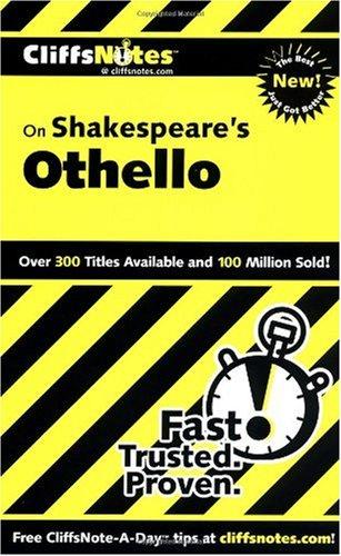 Shakespeare's Othello   2000 edition cover