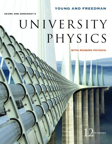 University Physics with Modern Physics  12th 2008 (Revised) edition cover