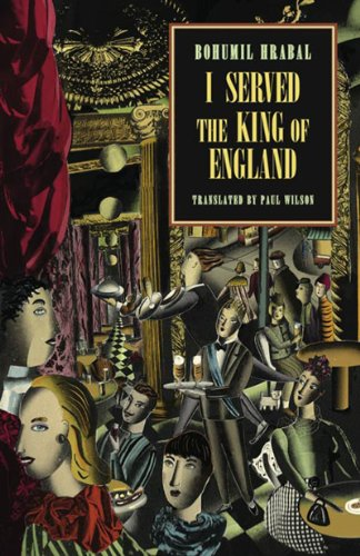 I Served the King of England   2007 edition cover