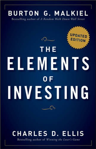 Elements of Investing Easy Lessons for Every Investor 2nd 2013 edition cover