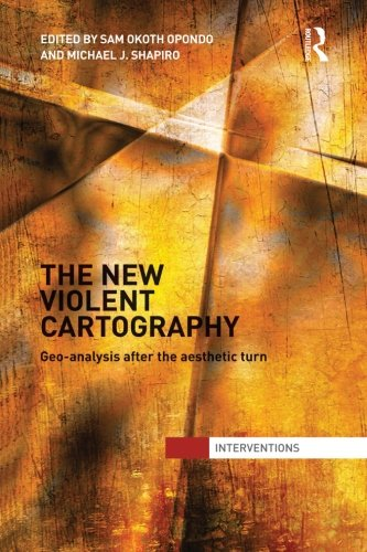New Violent Cartography Geo-Analysis after the Aesthetic Turn  2011 edition cover