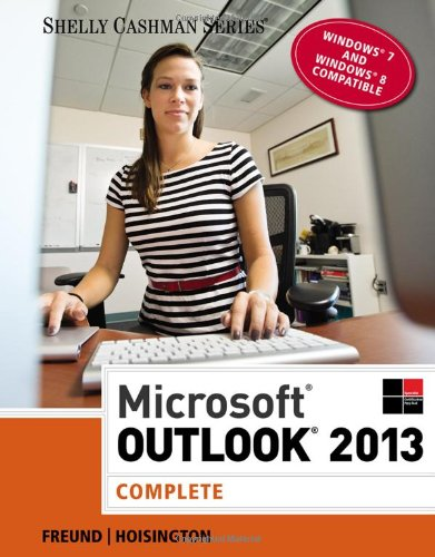 Microsoft� Outlook 2013 Complete  2014 edition cover