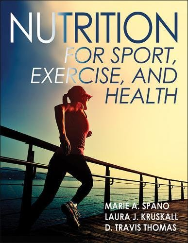 Nutrition for Sport, Exercise, and Health   2017 9781450414876 Front Cover