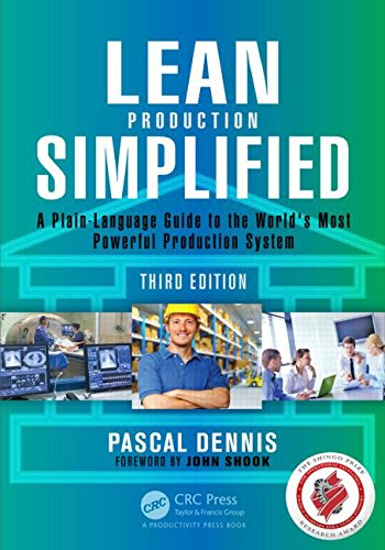 Lean Production Simplified: A Plain-language Guide to the World's Most Powerful Production System  2015 edition cover