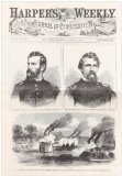 Harper's Weekly July 12 1862  N/A 9781557096876 Front Cover