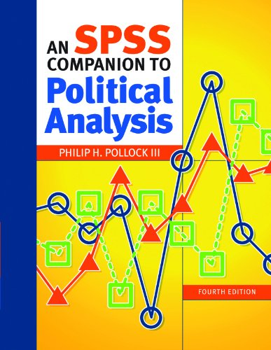 SPSS Companion to Political Analysis  4th 2012 (Revised) edition cover