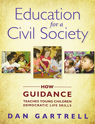 EDUCATION FOR A CIVIL SOCIETY  N/A edition cover