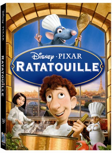Ratatouille System.Collections.Generic.List`1[System.String] artwork