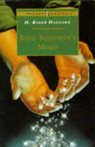 King Solomon's Mines   1958 (Unabridged) edition cover