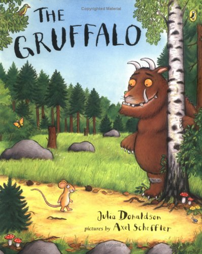 Gruffalo  N/A 9780142403877 Front Cover