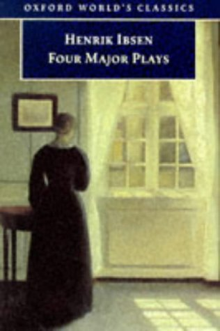 Four Major Plays A Doll's House; Ghosts; Hedda Gabler; The Master Builder  1998 edition cover