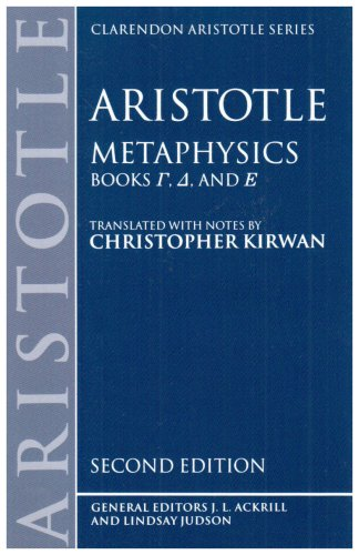 Metaphysics  2nd 1993 (Revised) 9780198240877 Front Cover
