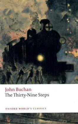 Thirty-Nine Steps   2008 9780199537877 Front Cover