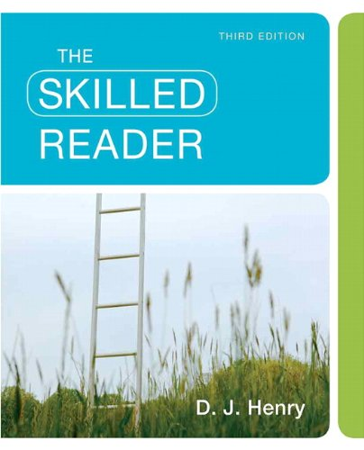 Skilled Reader  3rd 2011 edition cover