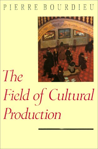 Field of Cultural Production  N/A edition cover
