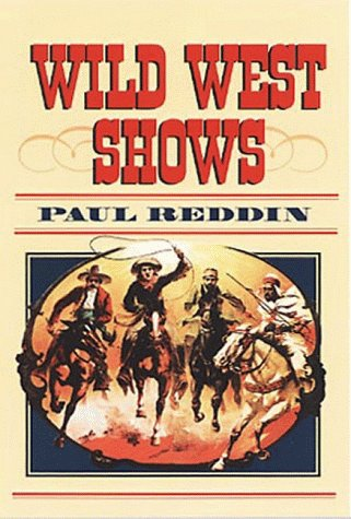 Wild West Shows  N/A edition cover