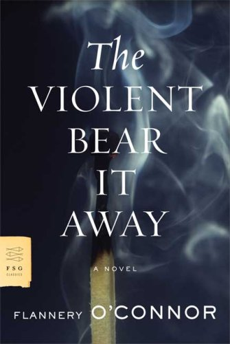Violent Bear It Away  N/A edition cover