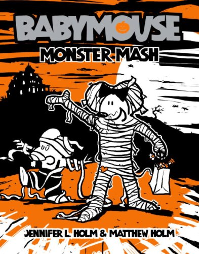 Monster Mash   2008 edition cover