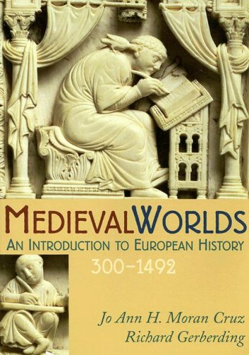 Medieval Worlds An Introduction to European History, 300-1492  2004 edition cover