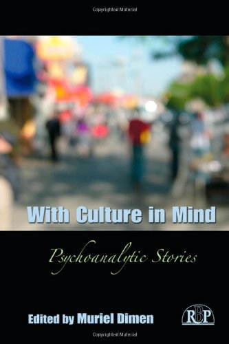 With Culture in Mind Psychoanalytic Stories  2011 edition cover