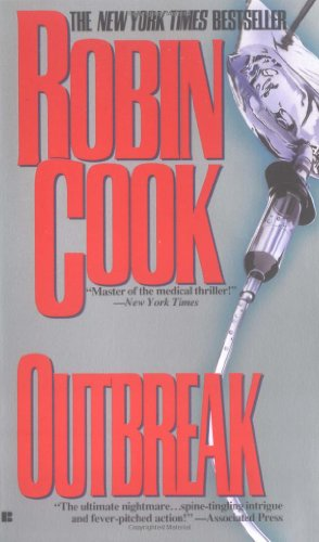 Outbreak  N/A edition cover