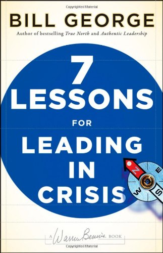 Seven Lessons for Leading in Crisis   2009 edition cover