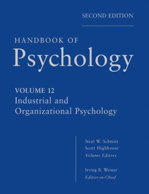 Industrial and Organizational Psychology  2nd 2013 edition cover