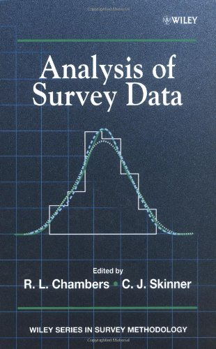 Analysis of Survey Data   2003 9780471899877 Front Cover