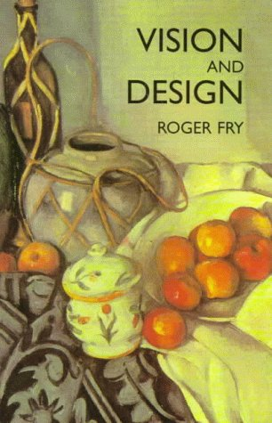 Vision and Design   1998 (Unabridged) edition cover