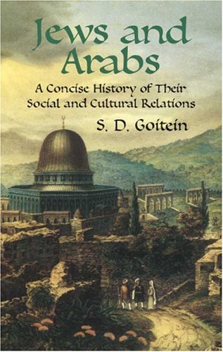 Jews and Arabs A Concise History of Their Social and Cultural Relations  2005 edition cover