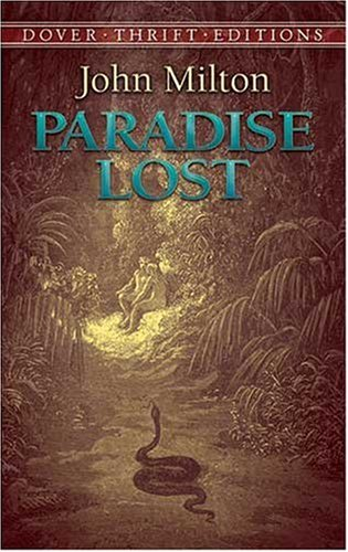 Paradise Lost   2005 9780486442877 Front Cover